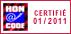 Ce site respecte les principes de la charte HONcode de HON