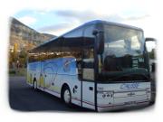Autocars dans l'Aveyron