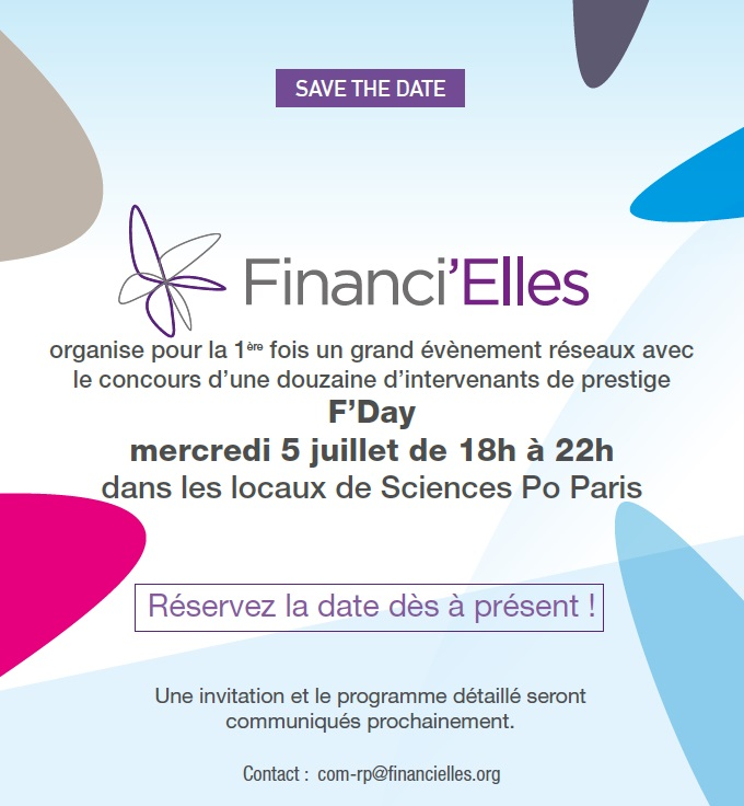 Save the date Financielles