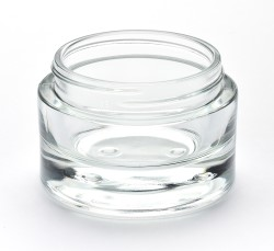 pot cosmetique verre classic deluxe