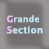 Grande Section