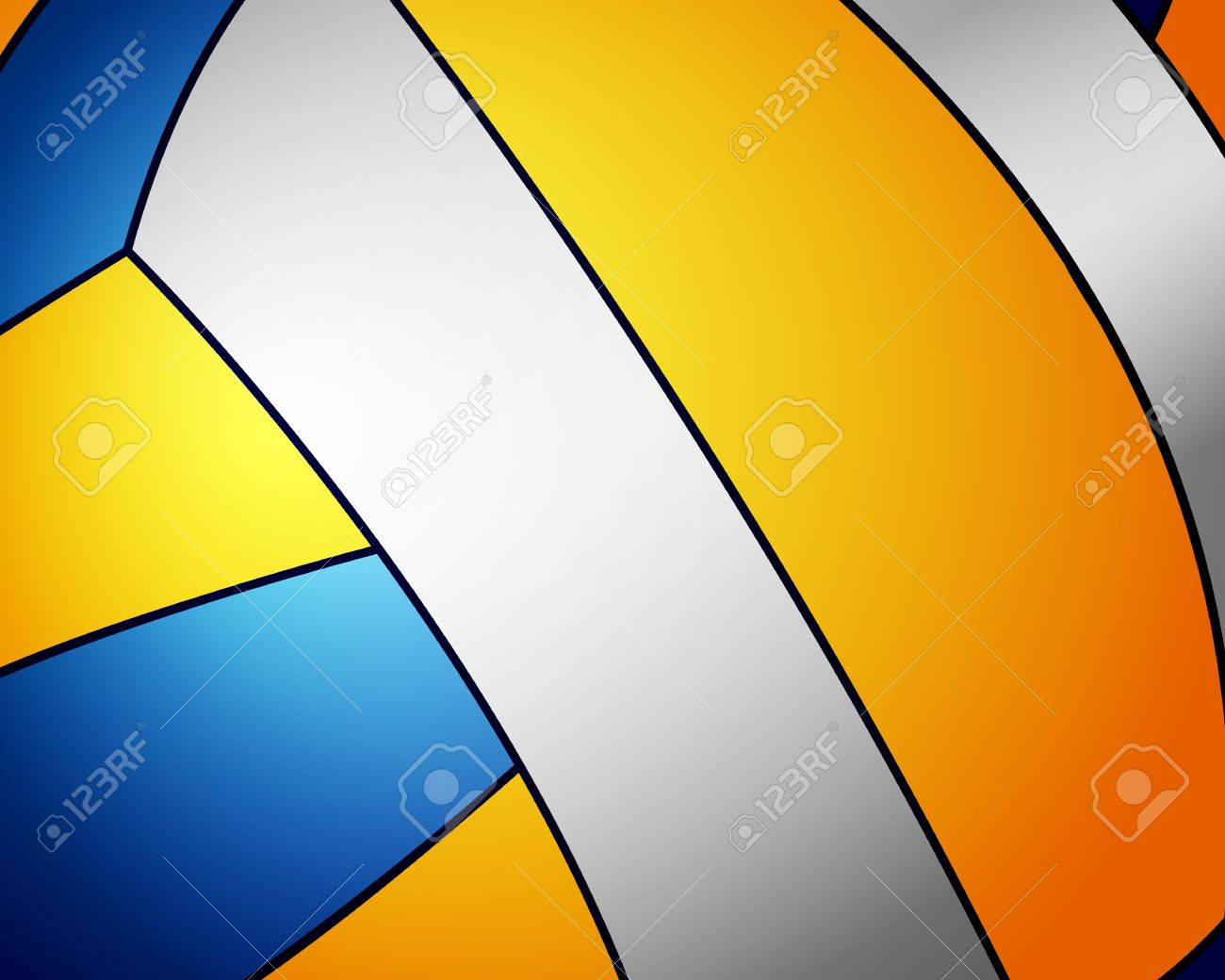 15481031-Volley-ball-d-tail-ballon-de-cuir-texture-de-fond-Banque-d'images